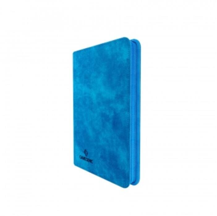 Gamegenic - Zip-Up Album 8-Pocket Blue