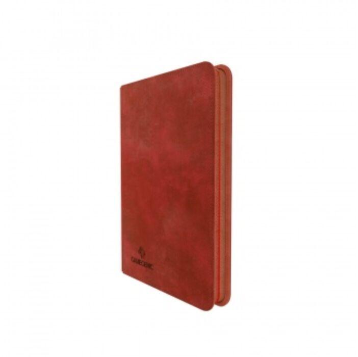 Gamegenic - Zip-Up Album 8-Pocket Red