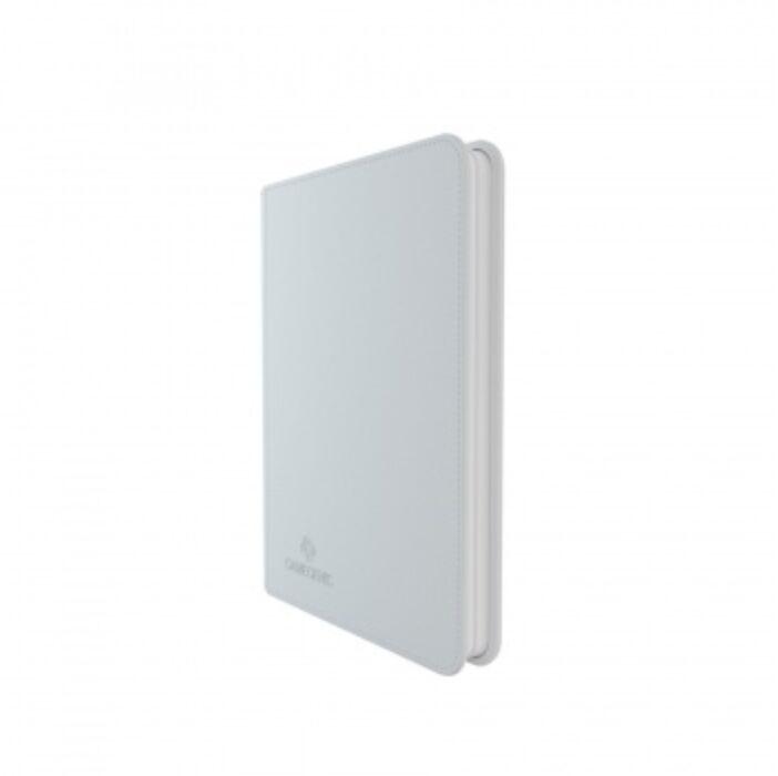 Gamegenic - Zip-Up Album 8-Pocket White