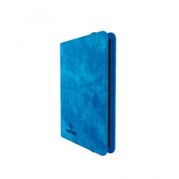 Gamegenic - Prime Album 8-Pocket Blue