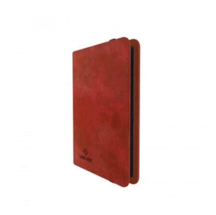 Gamegenic - Prime Album 8-Pocket Red