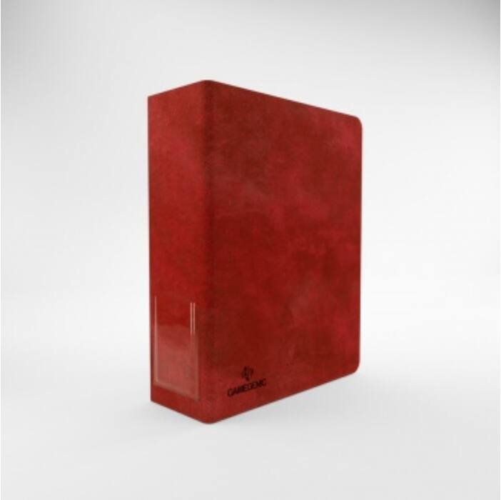 Gamegenic - Prime Ring-Binder Red