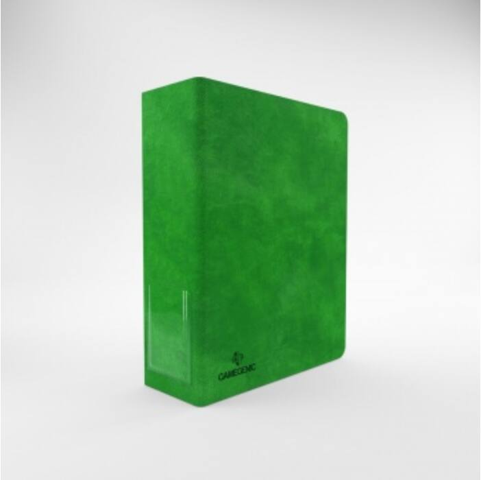 Gamegenic - Prime Ring-Binder Green
