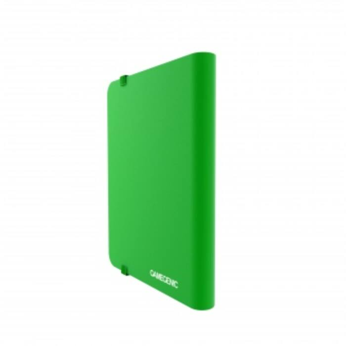 Gamegenic - Casual Album 8-Pocket Green
