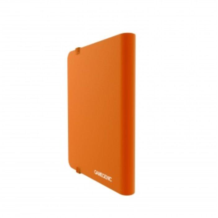 Gamegenic - Casual Album 8-Pocket Orange