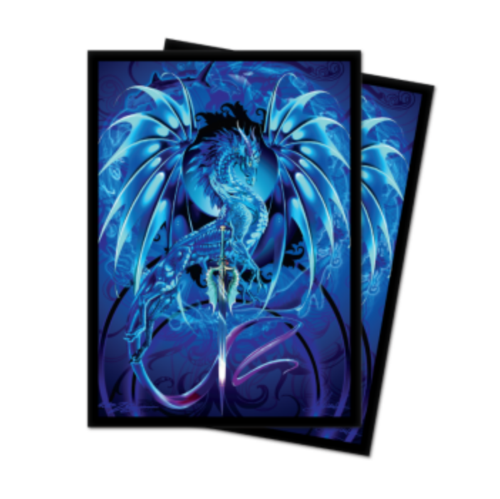 UP - Standard Deck Protector - Ruth Thompson Seablade (100 Sleeves)
