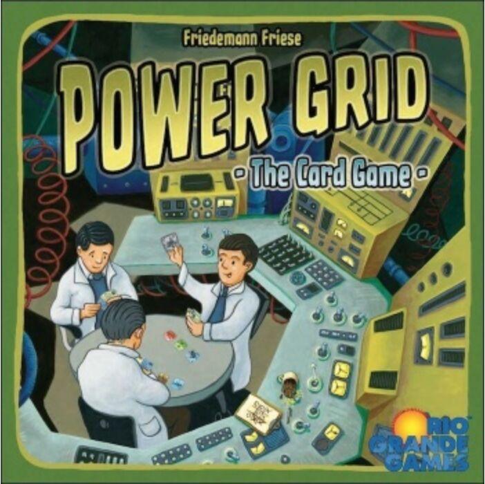 Power Grid: The Card Game - EN