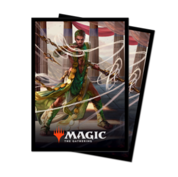UP - Standard Sleeves Magic: The Gathering - Theros: Beyond Death V2 (100 Sleeves)