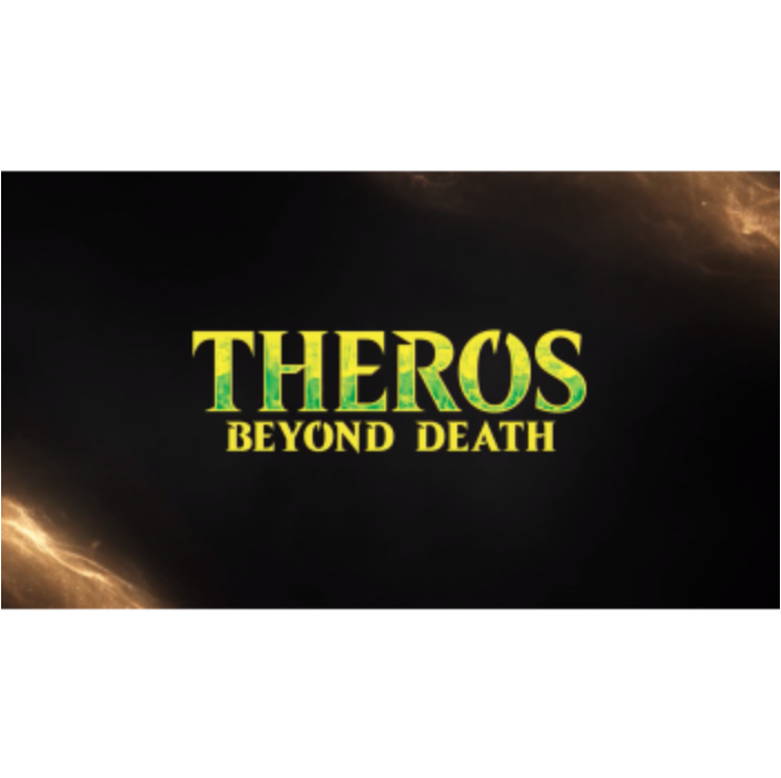 UP - Standard Sleeves Magic: The Gathering - Theros: Beyond Death V10 (100 Sleeves)
