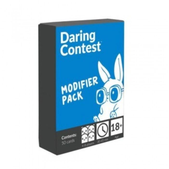 Daring Contest: Modifier Exp - EN