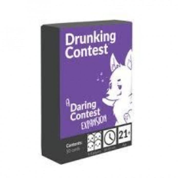 Daring Contest: Drunking Contest Exp - EN