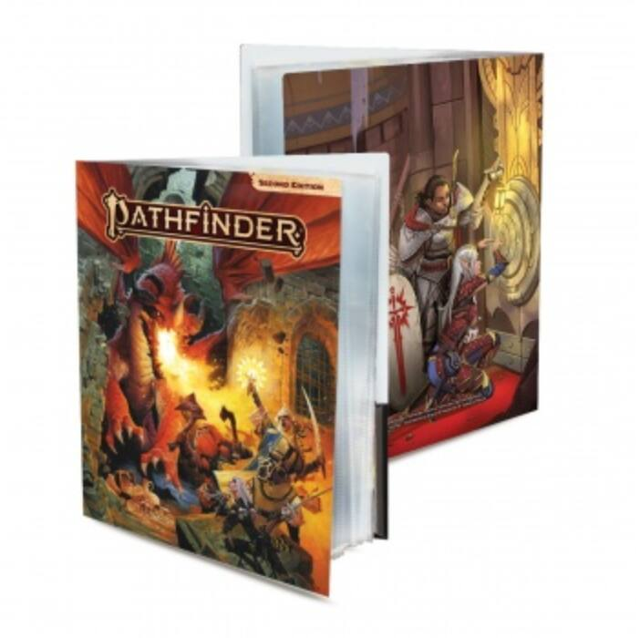 UP - Pathfinder Second Edition Playtest Folio
