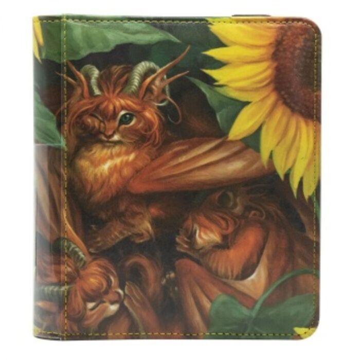 Dragon Shield Card Codex Portfolio 80 - Tangerine 'Dyrkottr'