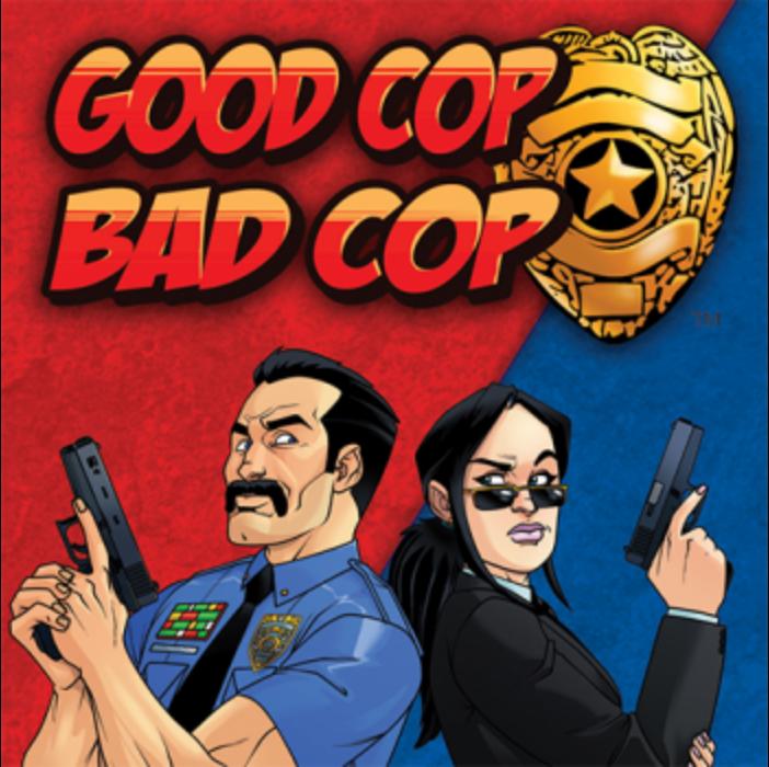 Good Cop Bad Cop 3rd Edition - EN