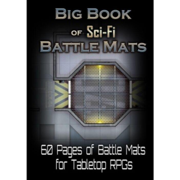 Big Book of Sci-Fi Mats - EN