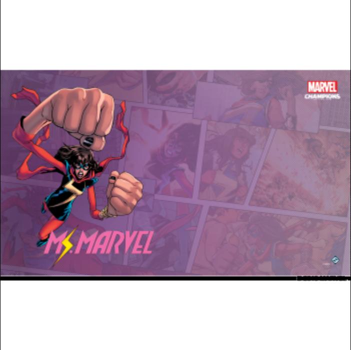 FFG - Marvel Champions: Ms. Marvel Game Mat