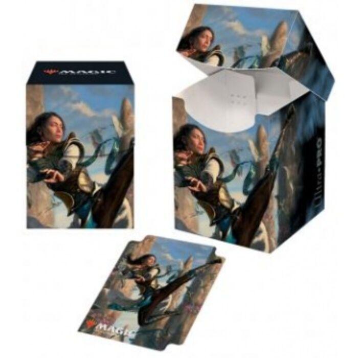 UP - PRO 100 + Deck Box - Magic: The Gathering Ikoria: Lair of Behemoths V3