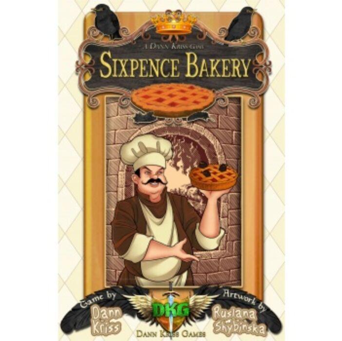 Sixpence Bakery - EN