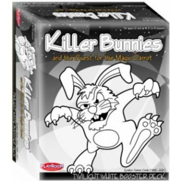 Killer Bunnies Quest Twilight White Booster - EN