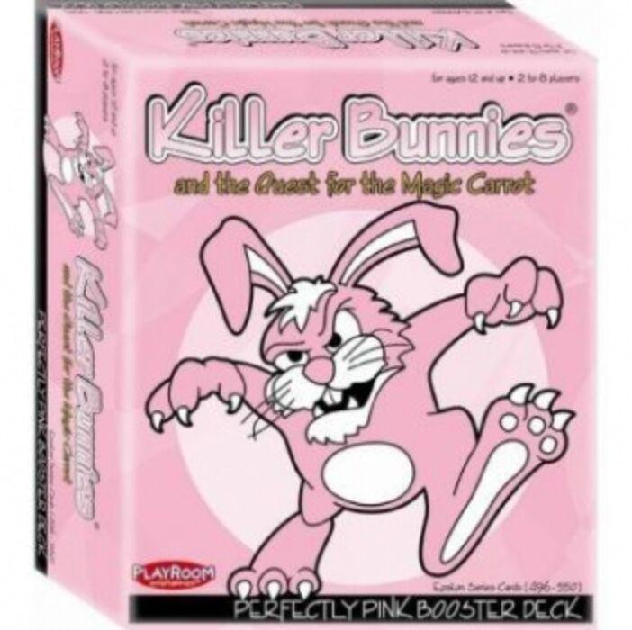 Killer Bunnies Quest Perfectly Pink Booster - EN