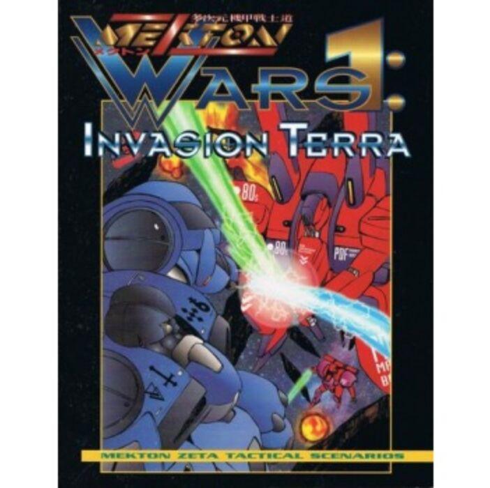 Mekton Zeta: Mekton Wars - EN
