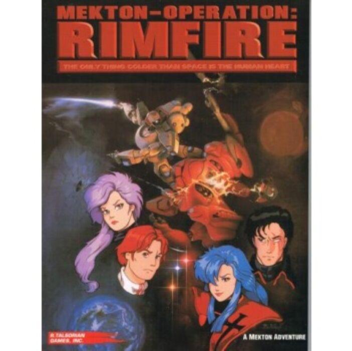Mekton Zeta: Operation Rimfire - EN