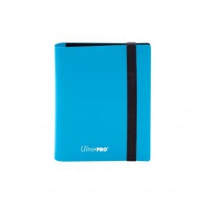 UP - 2-Pocket PRO-Binder - Eclipse Sky Blue