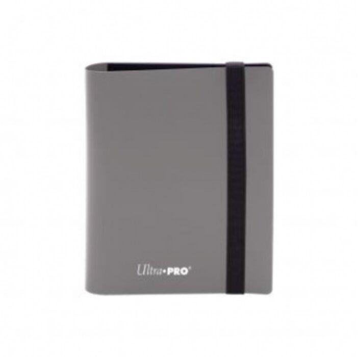UP - 2-Pocket PRO-Binder - Eclipse Smokey Grey