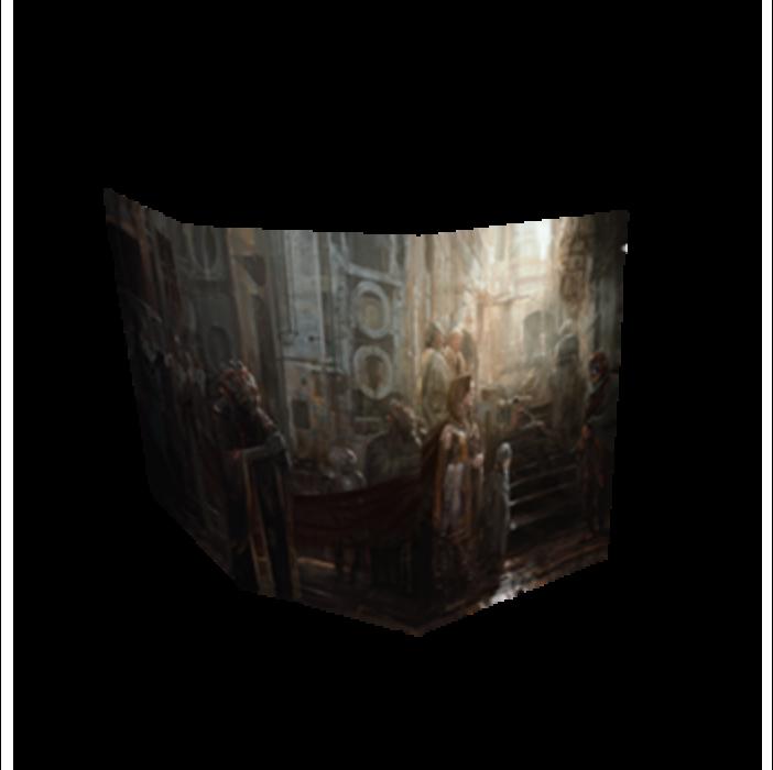 Nibiru RPG: GM Screen - EN
