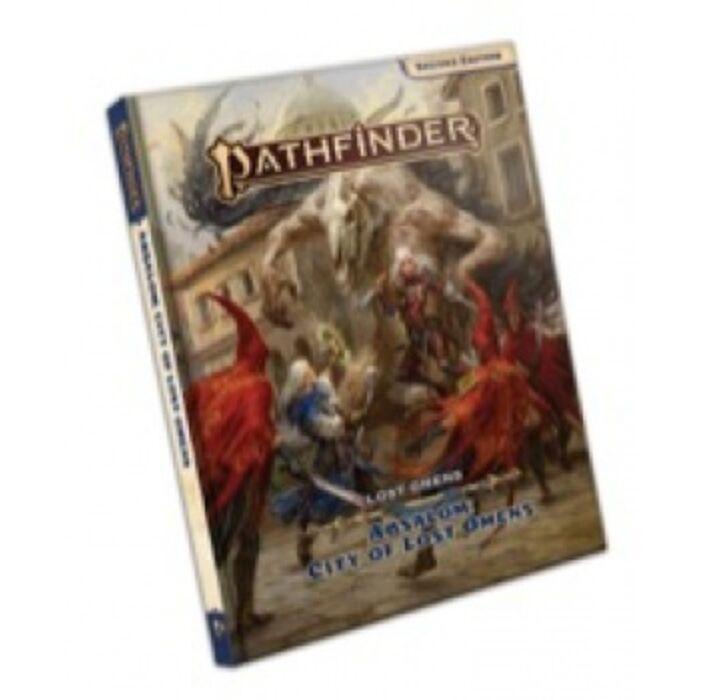 Pathfinder Absalom, City of Lost Omens (P2) - EN