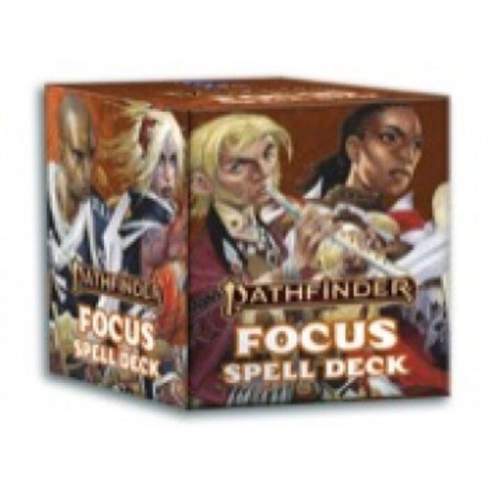 Pathfinder Spell Cards: Focus (P2) - EN
