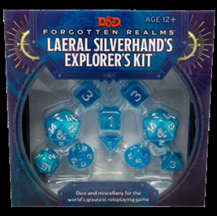 D&D Forgotten Realms: Laeral Silverhand's Explorer's Kit - EN