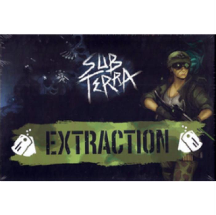 Sub Terra: Extraction - EN