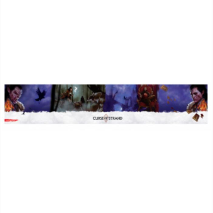 Dungeons & Dragons Dungeon Master's Screen - Fluch des Strahd - DE