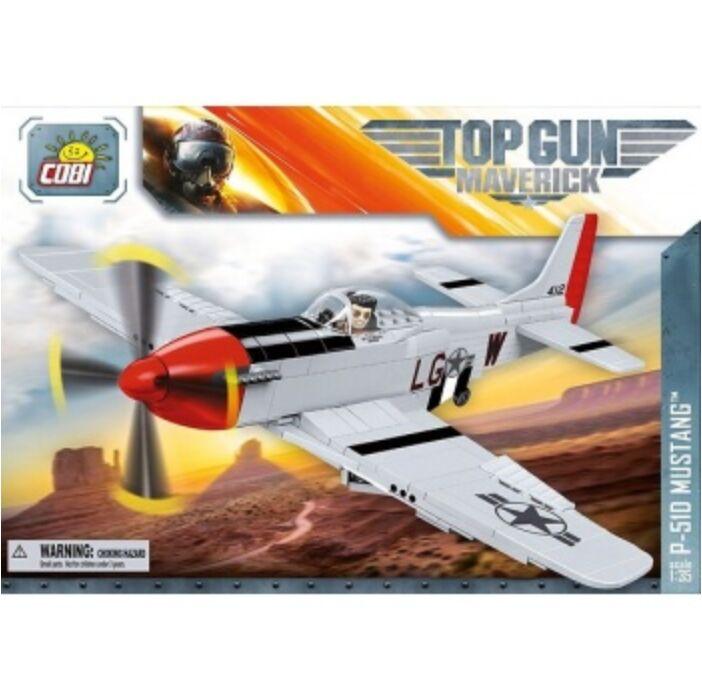 Cobi - TOP GUN Mustang P-51D Scale 1:35