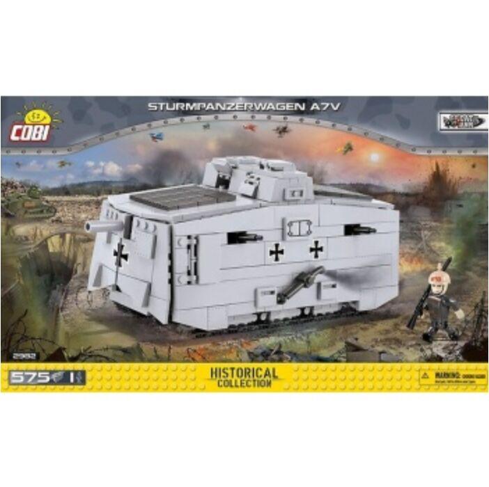 Cobi - Sturmpanzerwagen A7V