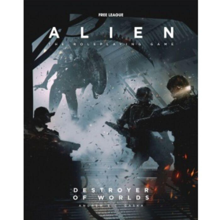 Alien RPG Destroyer of Worlds - EN