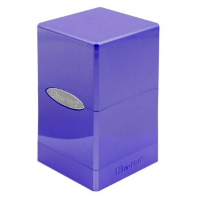 UP - Deck Box - Satin Tower - Amethyst