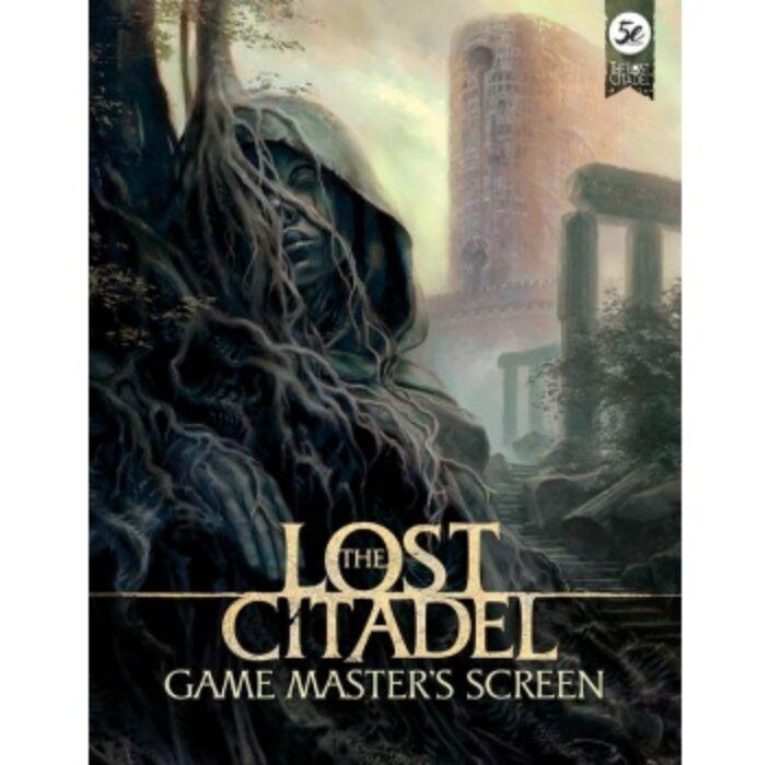 The Lost Citadel Game Master's Kit - EN