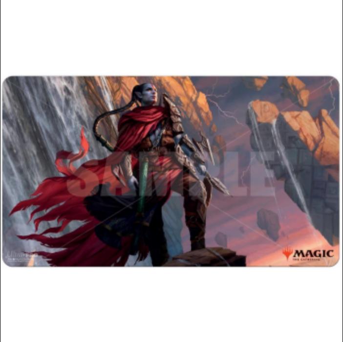 UP - Magic: The Gathering Zendikar Commander Playmat V2
