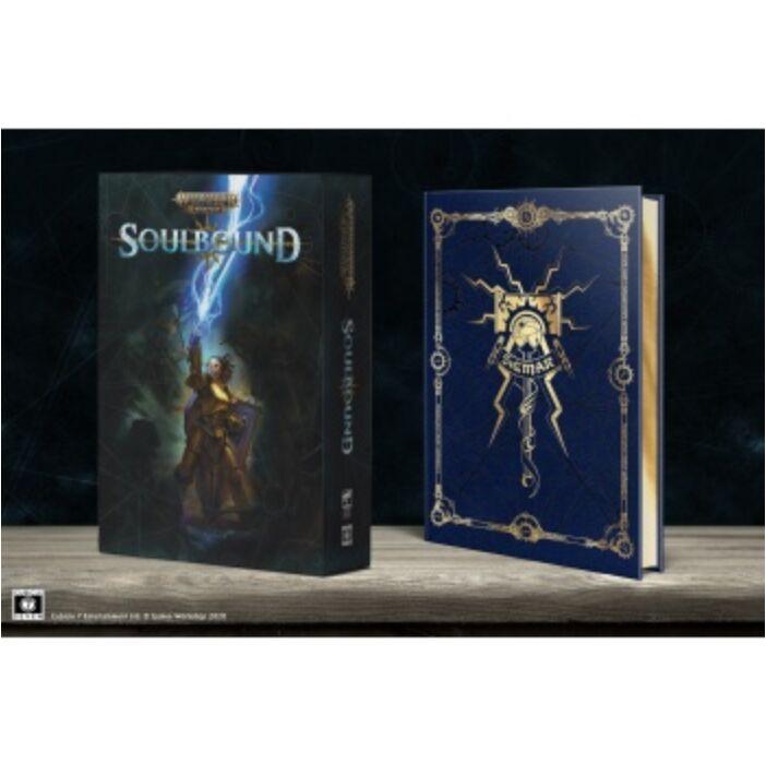 Warhammer Age of Sigmar Soulbound Collector's Rulebook LE - EN