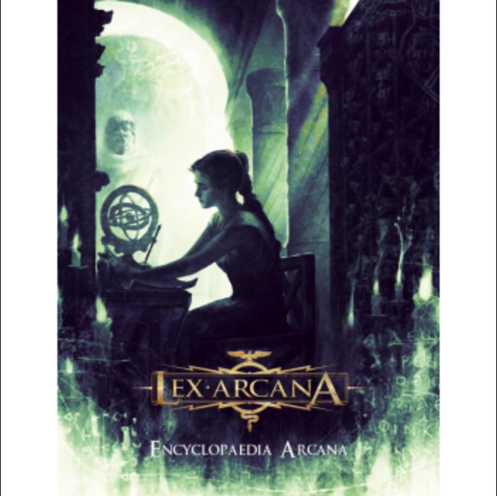 Lex Arcana RPG - Encyclopaedia Arcana - EN