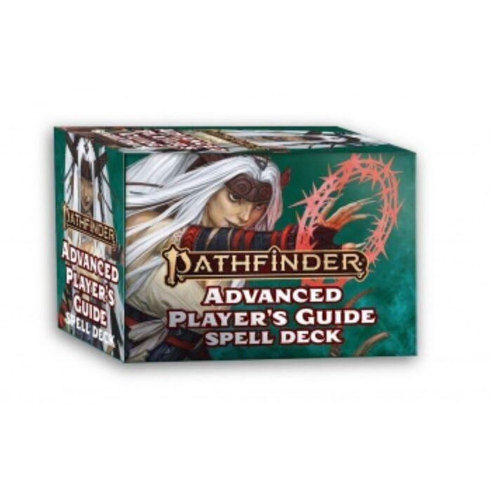 Pathfinder Advanced Player's Guide Spell Deck (P2) - EN