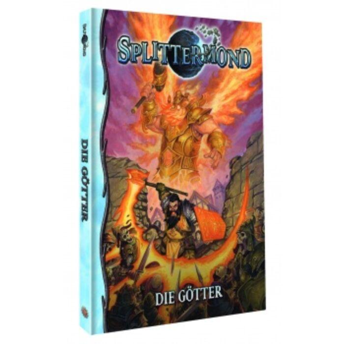 Splittermond - Die Götter - DE