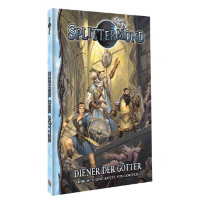 Splittermond - Diener der Götter Kirchen und Kulte von Lorakis - DE