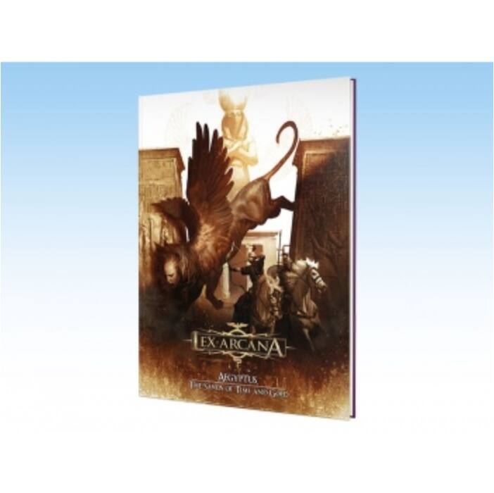 Lex Arcana RPG - Aegyptus - EN