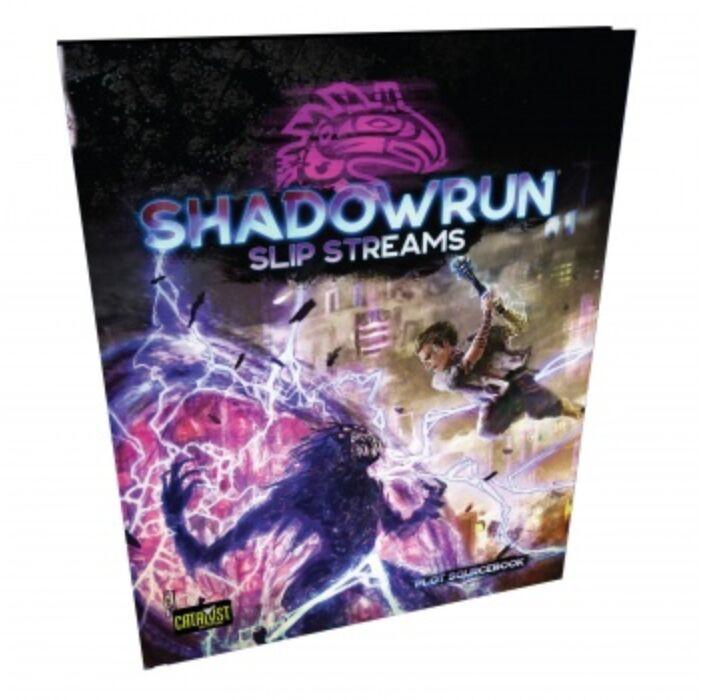 Shadowrun Slip Streams - EN