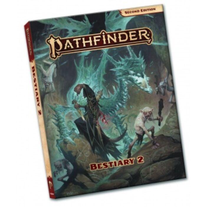 Pathfinder Bestiary 2 - Pocket Edition - EN
