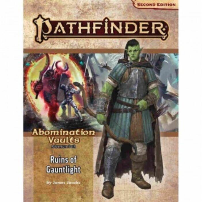 Pathfinder Adventure Path: Ruins of Gauntlight (Abomination Vaults 1 of 6) (P2) - EN