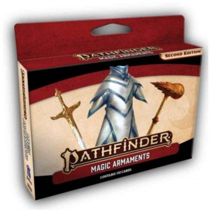 Pathfinder Magic Armaments Deck (P2) - EN